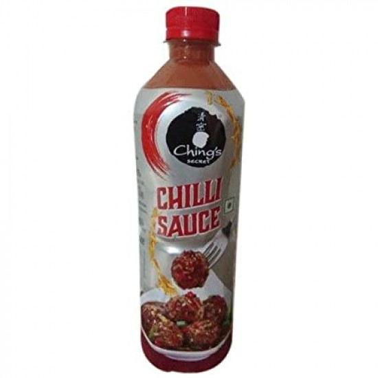 Chings Red Chilli Sauce Plastic Bottle 680gm