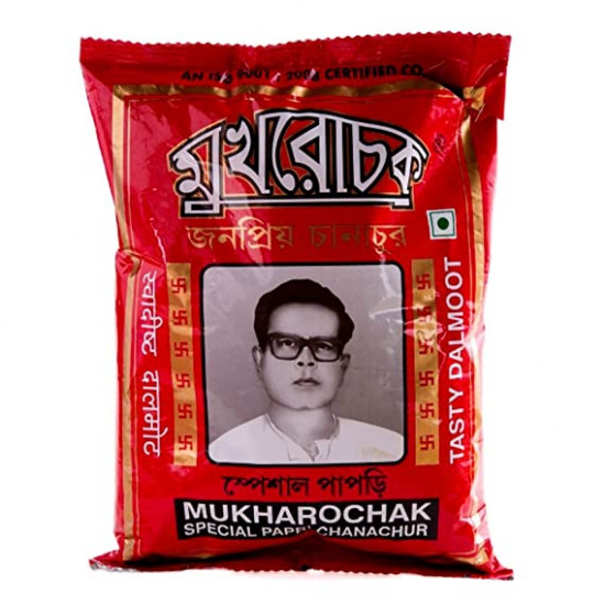 Mukharochak Special Papri Chanachur Namkeen (400gm)
