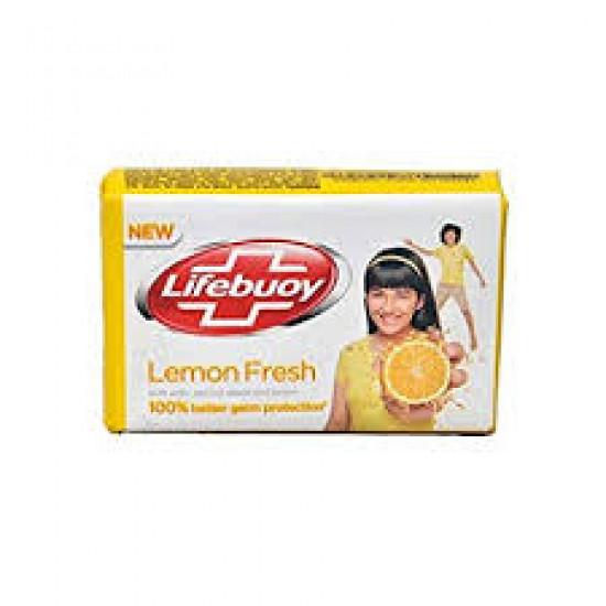 Lifebuoy Lemon Fresh Bathing Soap (125gm)