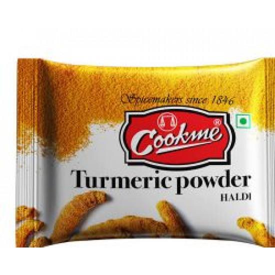 Turmeric Powder / হলুদ গুঁড়ো  (Cookmee) 100gm Pkt