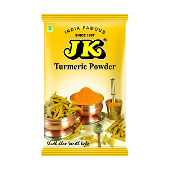 Turmeric Powder / হলুদ গুঁড়ো  (JK) 100gm Pkt