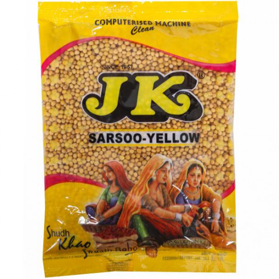 Sarsoo Yellow (JK) 50 gm